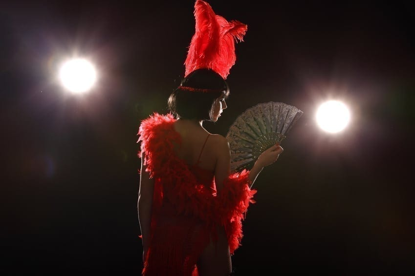Welcome to Burlesque Kurs Start: Di.26.03.19
